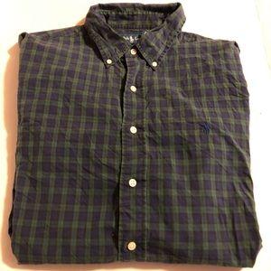 Ralph Lauren Men's XL Button Up Shirt